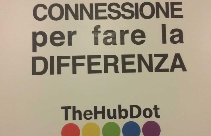 The Hub Dot