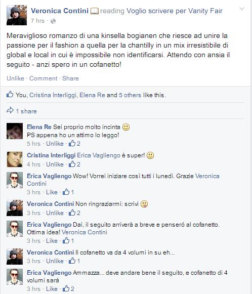 Recensioni di Veronica Contini