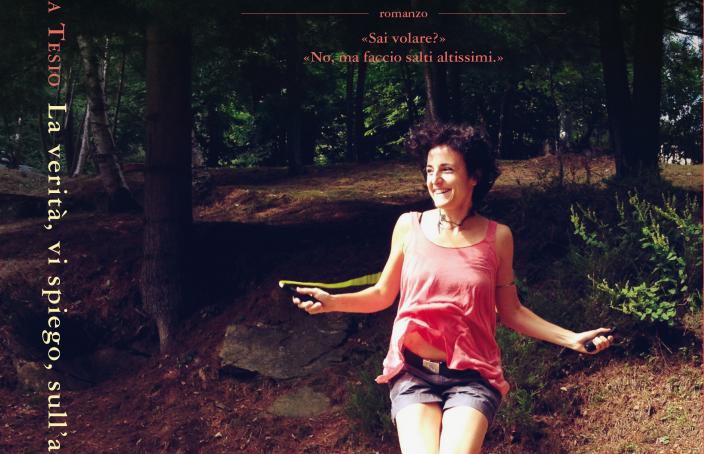 La copertina del romanzo di Enrica Tesio