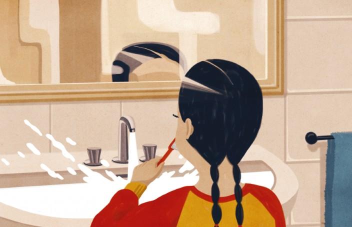 Illustrazioni di Emiliano Ponzi